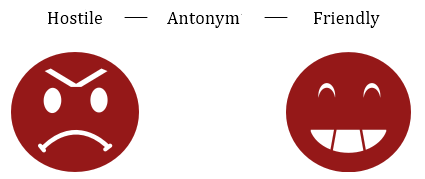 cdse antonyms, antonyms for cds exam, antonym for upcoming cdse